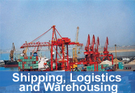 Shipping, Logistics and Warehousing
